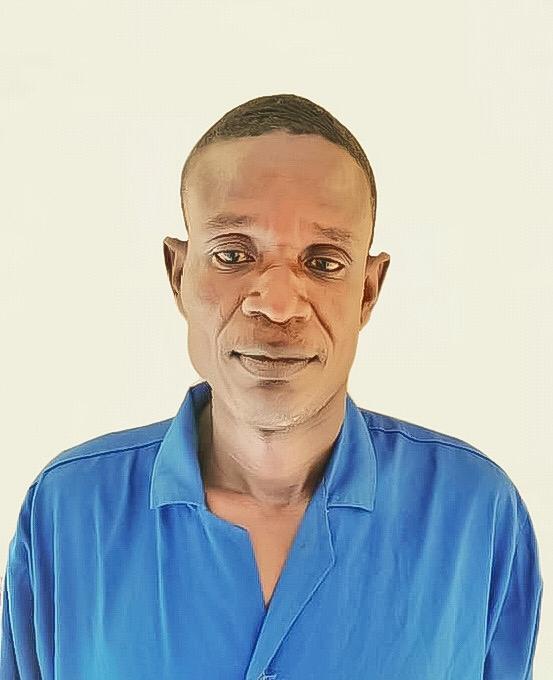 Mr Samadi Ogundimu - Site operations supervisor