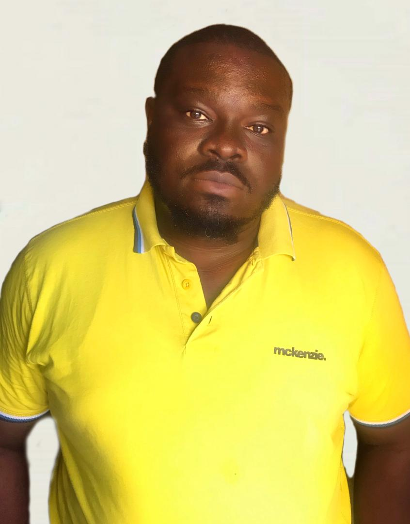 Olumide Iromini- project and planning manager