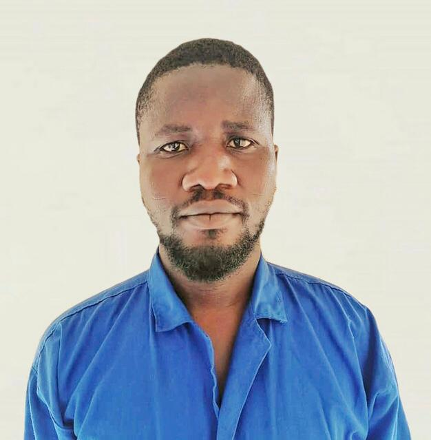Yusuf Akanni - Site operations officer